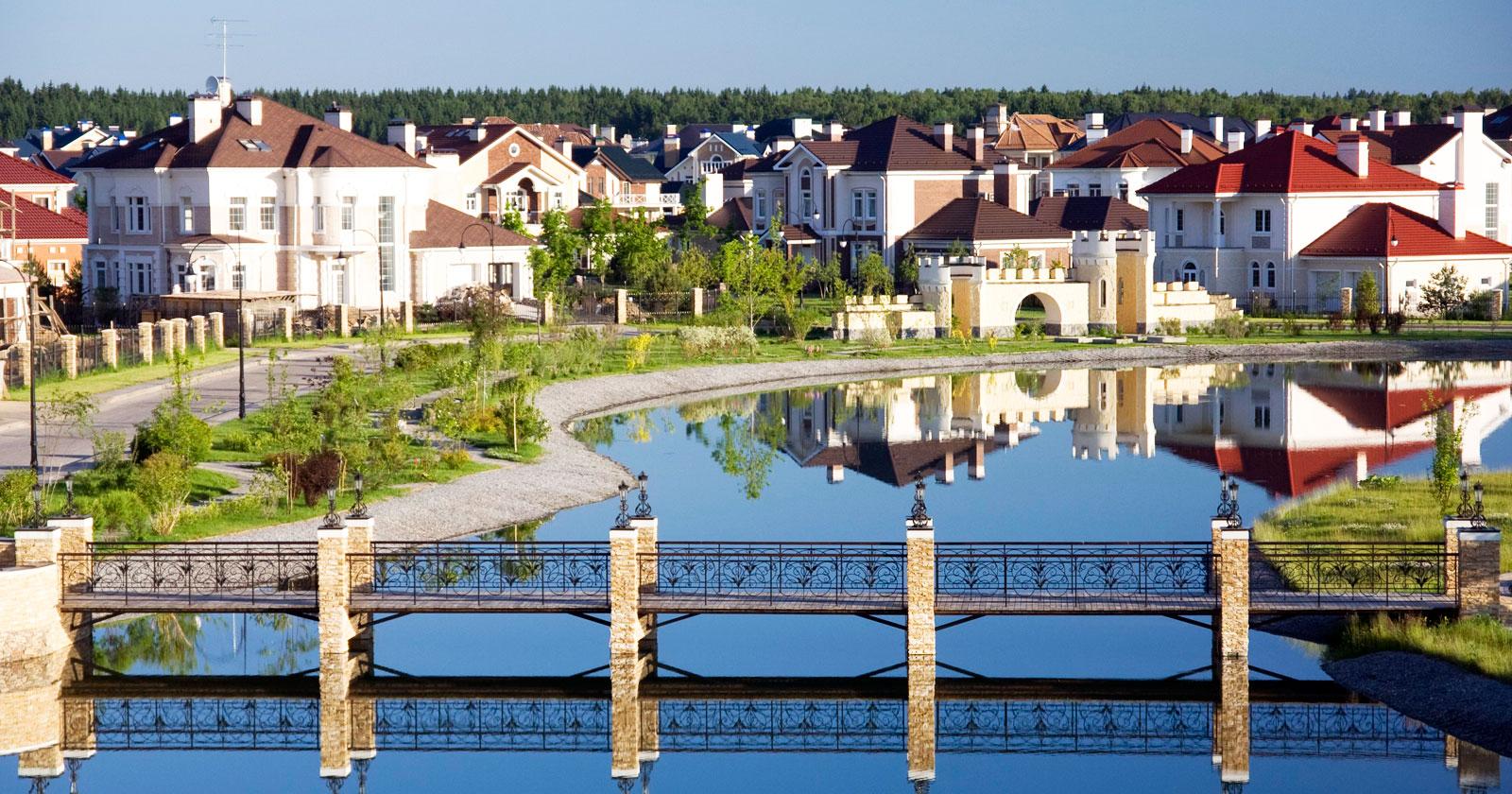 Коттеджный поселок Новорижское шоссе